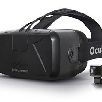 Casque VR Oculus Rift DK 2